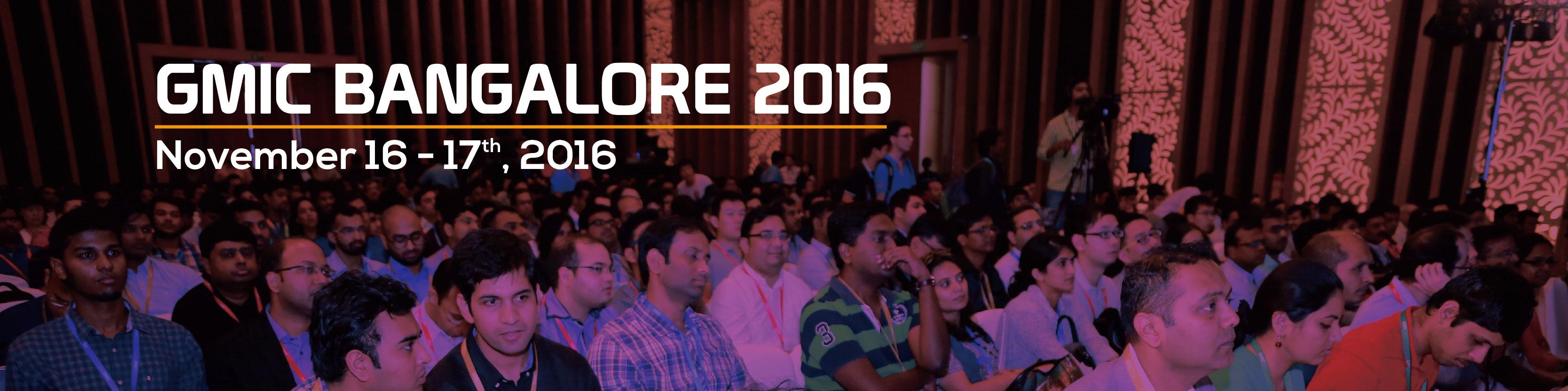 GMICBangalore2016