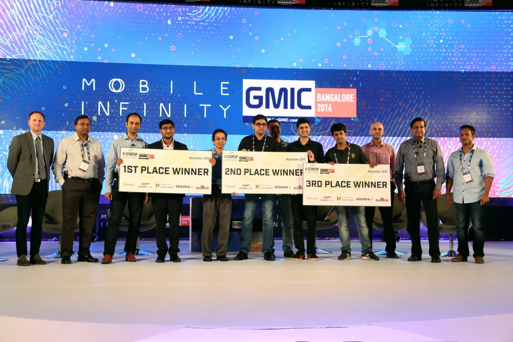 The Indian startups GWC is investing in. Photo courtesy of GWC.